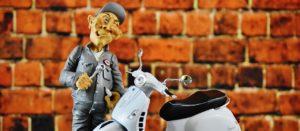 バイクのタイヤ交換の工賃について