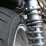 バイクのチューブタイヤとチューブレスタイヤの違いは?