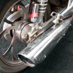 バイクのマフラーの種類や役割は?スリップオンやフルエキとは?