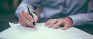 標識交付証明書の再発行の必要なものと手順