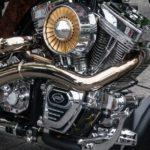 バイクのエンジンの簡単にできる錆の落とし方とフィンの磨き方