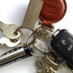 バイクの鍵のキーホルダーやキーケースでの傷や落下の対策を紹介!