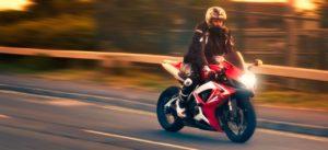 レーサータイプバイク